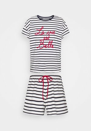 STRIPES - Pyjama - navy