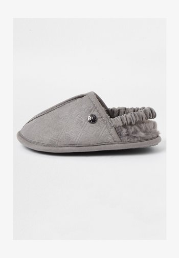 First shoes - grey