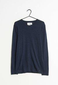 TOM TAILOR DENIM - Pullover - blue - 0
