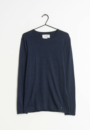 Pullover - blue
