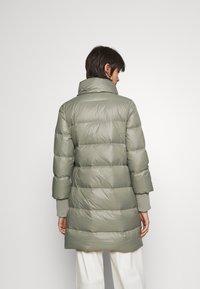 MAX&Co. - CENTRALE - Down coat - khaki green - 2