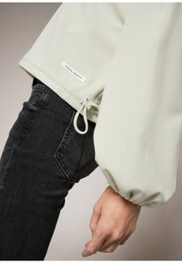 comma casual identity - MODALMIX - Zip-up sweatshirt - misty green - 3