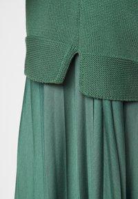 WEEKEND MaxMara - AIDONE  - Day dress - dunkelgruen - 6