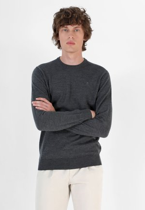 CLASSIC - Jumper - dark grey