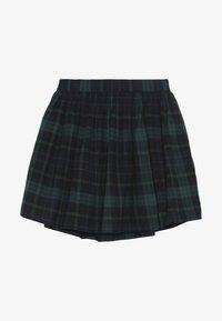 GAP - GIRL PLAID SKIRT - A-Linien-Rock - green - 2