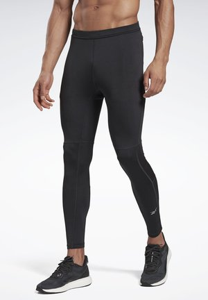 ESSENTIALS SPEEDWICK RUNNING LEGGINGS - Tights - black