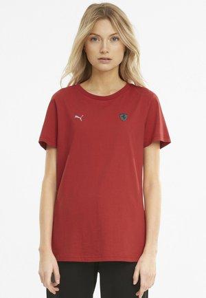 FERRARI STYLE - Basic T-shirt - american beauty