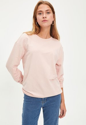 SWEATSHIRT - Felpa - pink