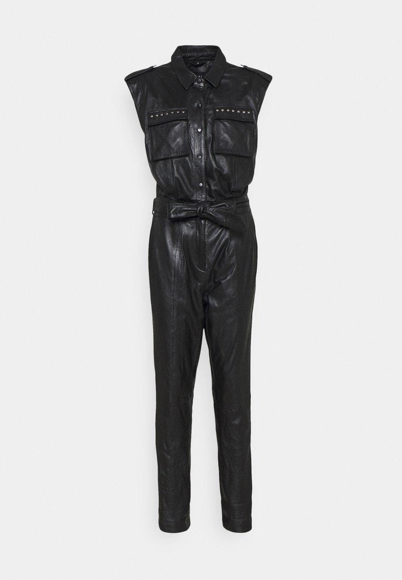 Ibana - OWEN - Jumpsuit - black