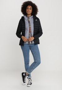 Burton - SNAP - Giacca in pile - gray heather - 1
