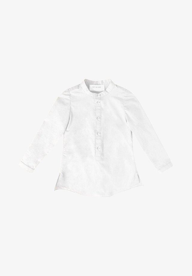 Overhemdblouse - bright white