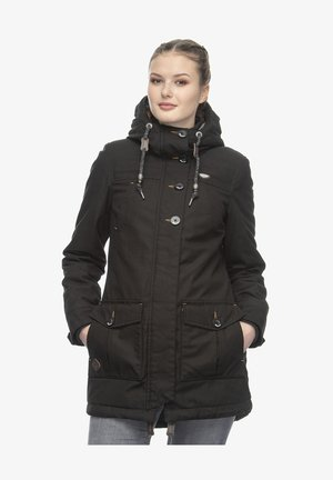 JANE - Winter coat - black