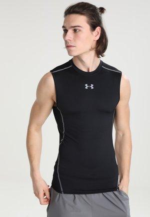 Funktionsshirt - schwarz/grau