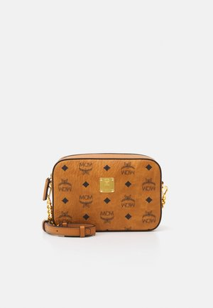 VISETOS ORIGINAL CROSSBODY MINI - Umhängetasche - cognac