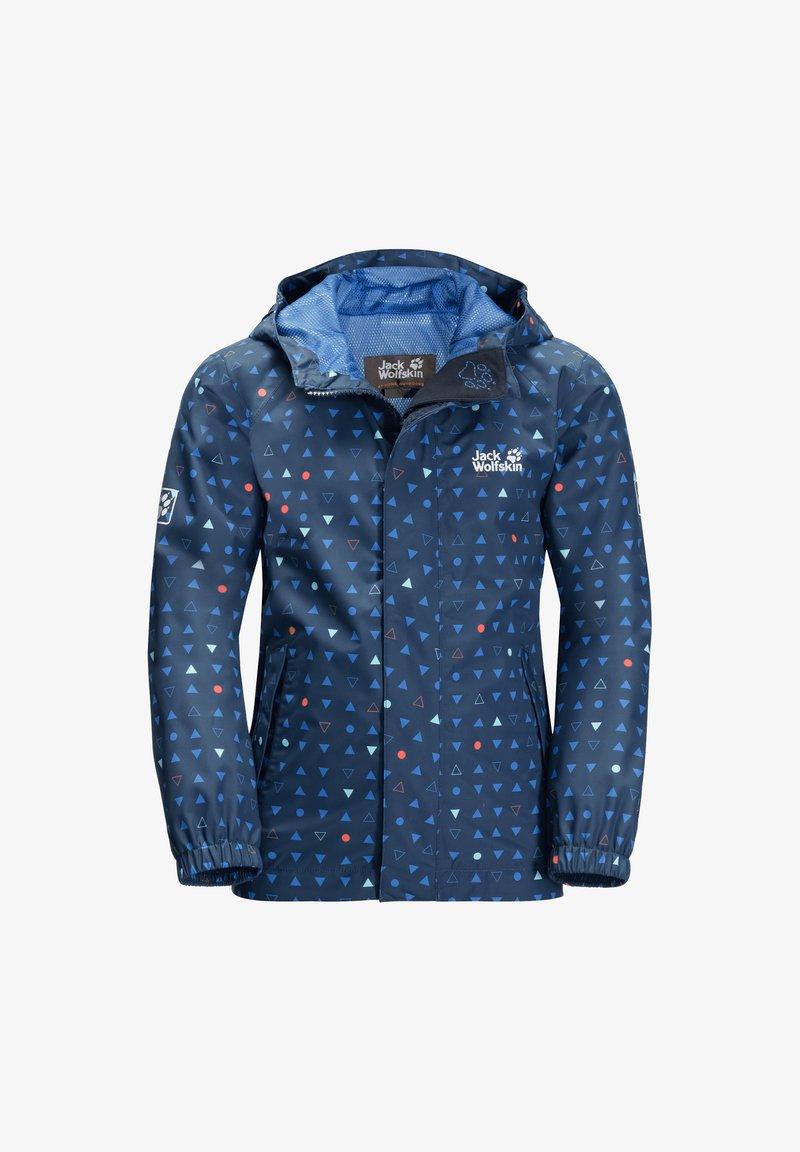 Jack Wolfskin - Soft shell jacket - dark indigo all over