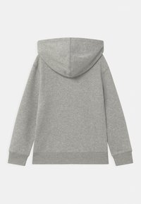 GAP - BOYS ARCH HOOD - Zip-up hoodie - light heather grey - 1