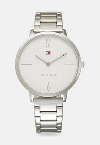 Tommy Hilfiger - LIZA - Watch - silver-coloured/white - 0
