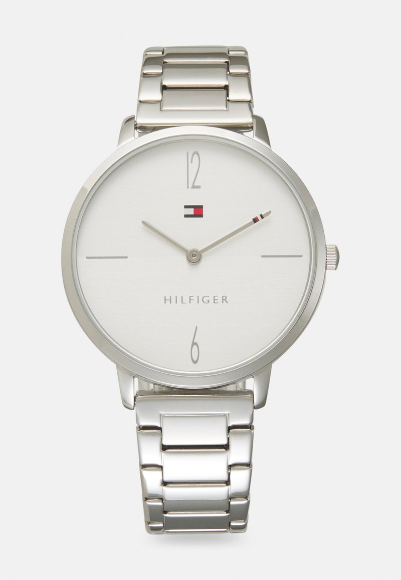 Tommy Hilfiger - LIZA - Watch - silver-coloured/white