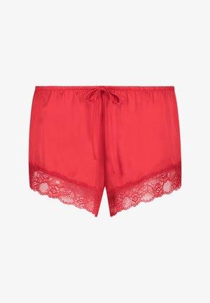 Bas de pyjama - red