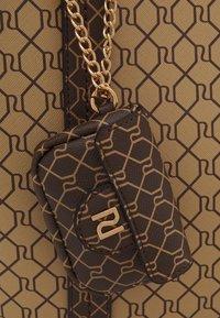 River Island - SET - Tote bag - brown - 4