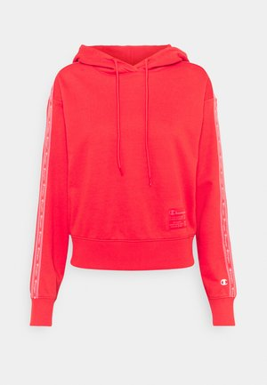 HOODED  - Collegepaita - red