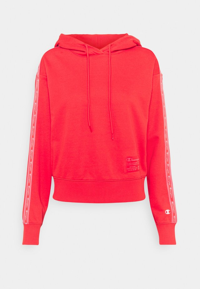 HOODED  - Mikina - red