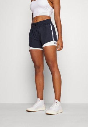 Short de sport - blau