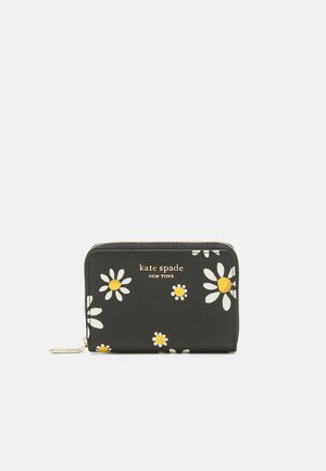 ZIP CARD CASE - Peněženka - black/multi