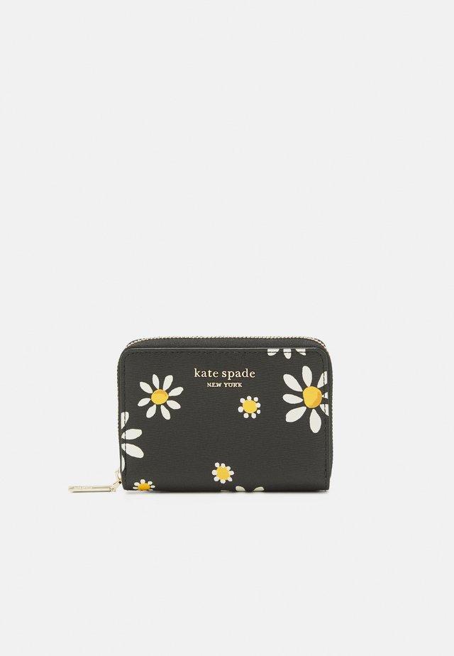 ZIP CARD CASE - Portefeuille - black/multi