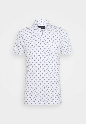 JOHNNY COLLAR  - Polo shirt - white
