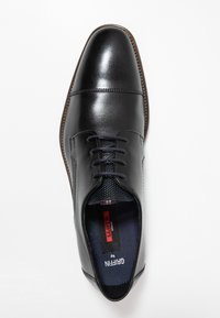 Lloyd - GRIFFIN - Smart lace-ups - schwarz/ocean - 1