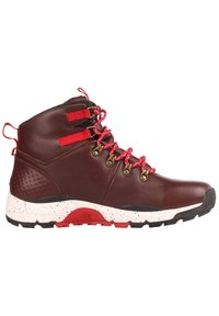 Element - MONDE - Lace-up ankle boots - walnut - 6
