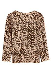 Next - Long sleeved top - beige - 1