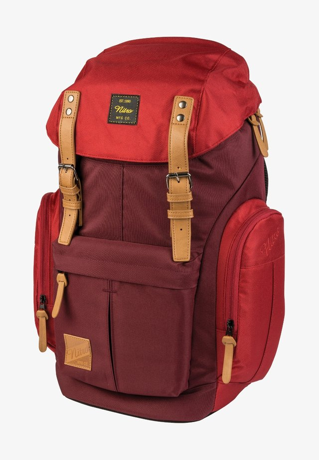 DAYPACKER - Backpack - red