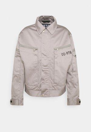 THOMPSON - Summer jacket - light grey