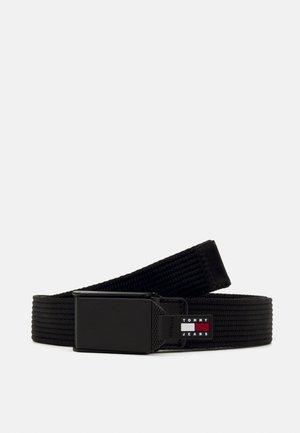SLIDER BELT - Belt - black