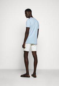 Les Deux - ENCORE  - Print T-shirt - light blue melange - 2