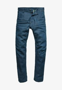 G-Star - GRIP 3D RELAXED TAPERED - Relaxed fit jeans - d raw denim - 4