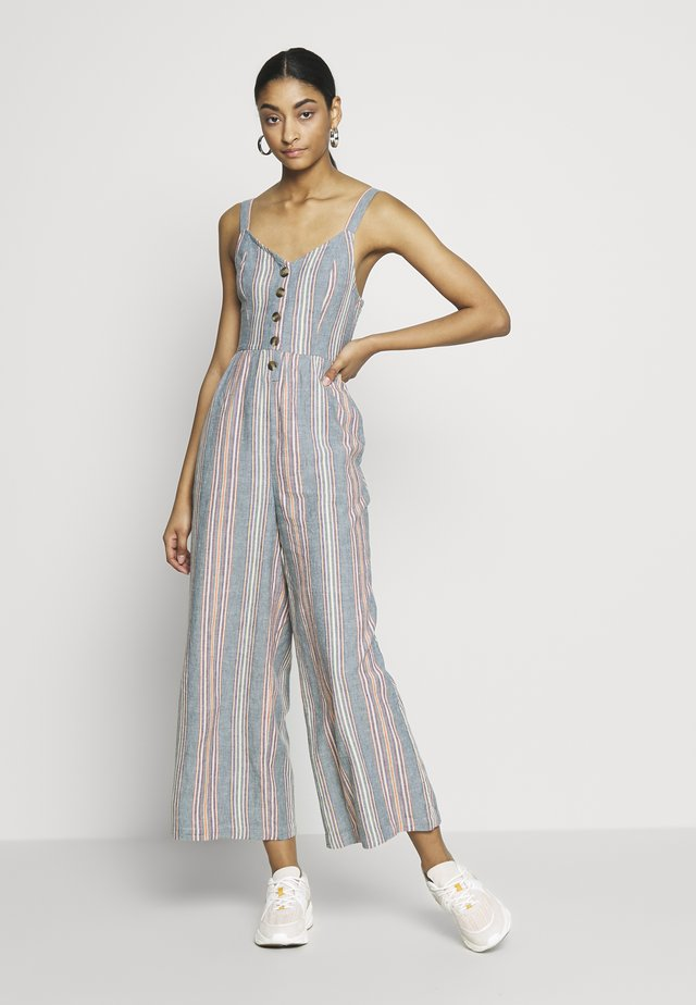 EASY - Overall / Jumpsuit - blue