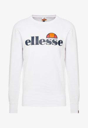 SUCCISO - Sweatshirt - white