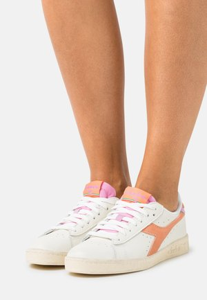 GAME ICONA - Sneakers laag - cantaloupe/pastel lavander