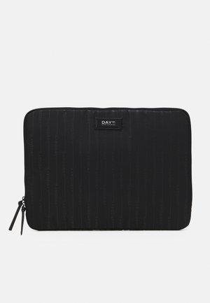 GWENETH LINE FOLDER - Laptop bag - black