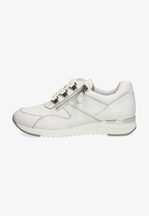 Trainers - white nappa