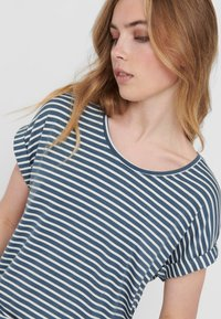 ONLY - Print T-shirt - blue mirage - 3