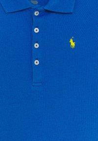 Polo Ralph Lauren - Poloshirts - colby blue/university yellow - 2