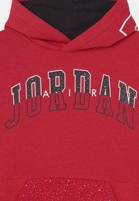 Jordan - AIR SPECKLE - Felpa - gym red - 2