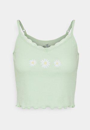 CAMI - Top - pastel green
