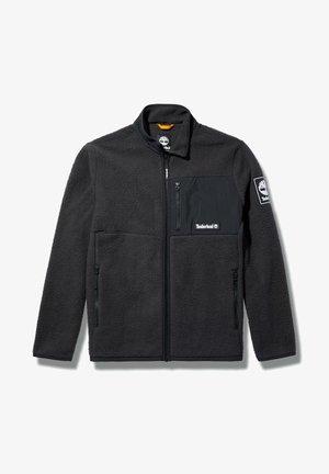 OA SHERPA - Fleece jacket - black