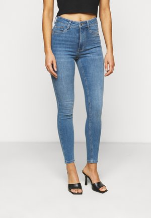 MOLLY PETITE - Jeans Skinny Fit - mid blue