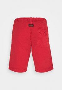 Schott - Shorts - red - 1
